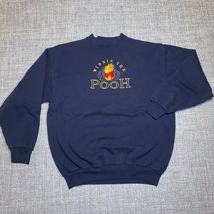 Vintage Winnie the Pooh Crewneck pullover